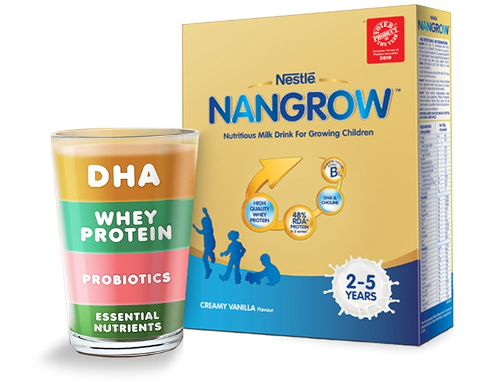 DHA Supplement for Kids - Nangrow